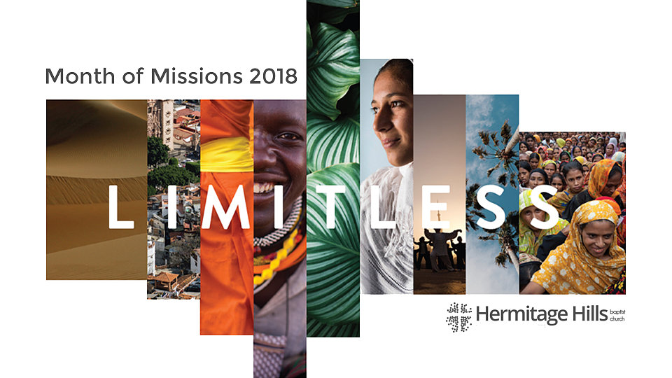 Limitless - Month of Missions
