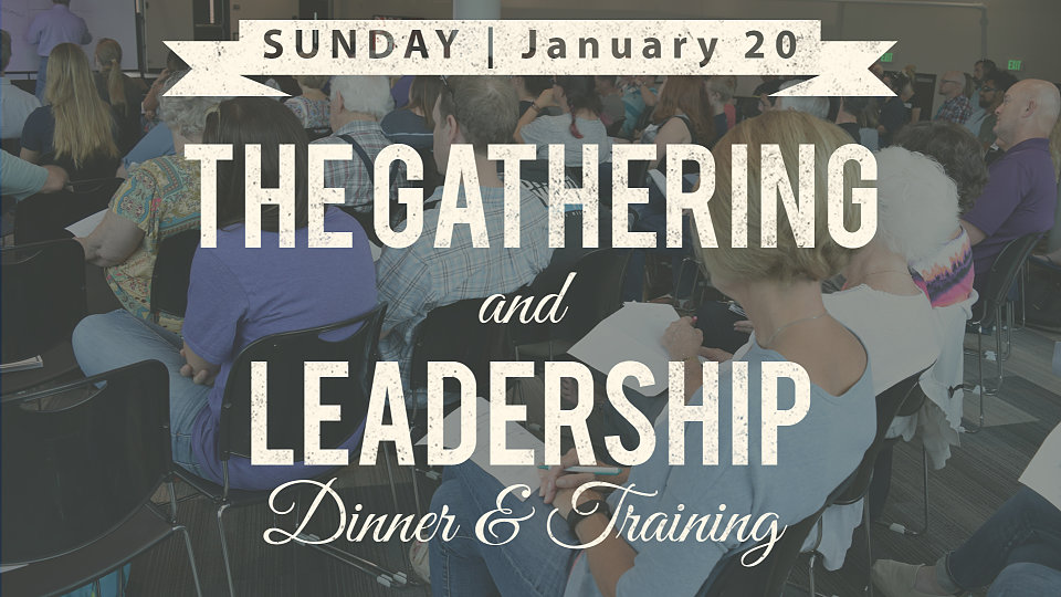 the gathering leadership dinner slide 16 9